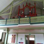Orgel Kirche Sulitjelma
